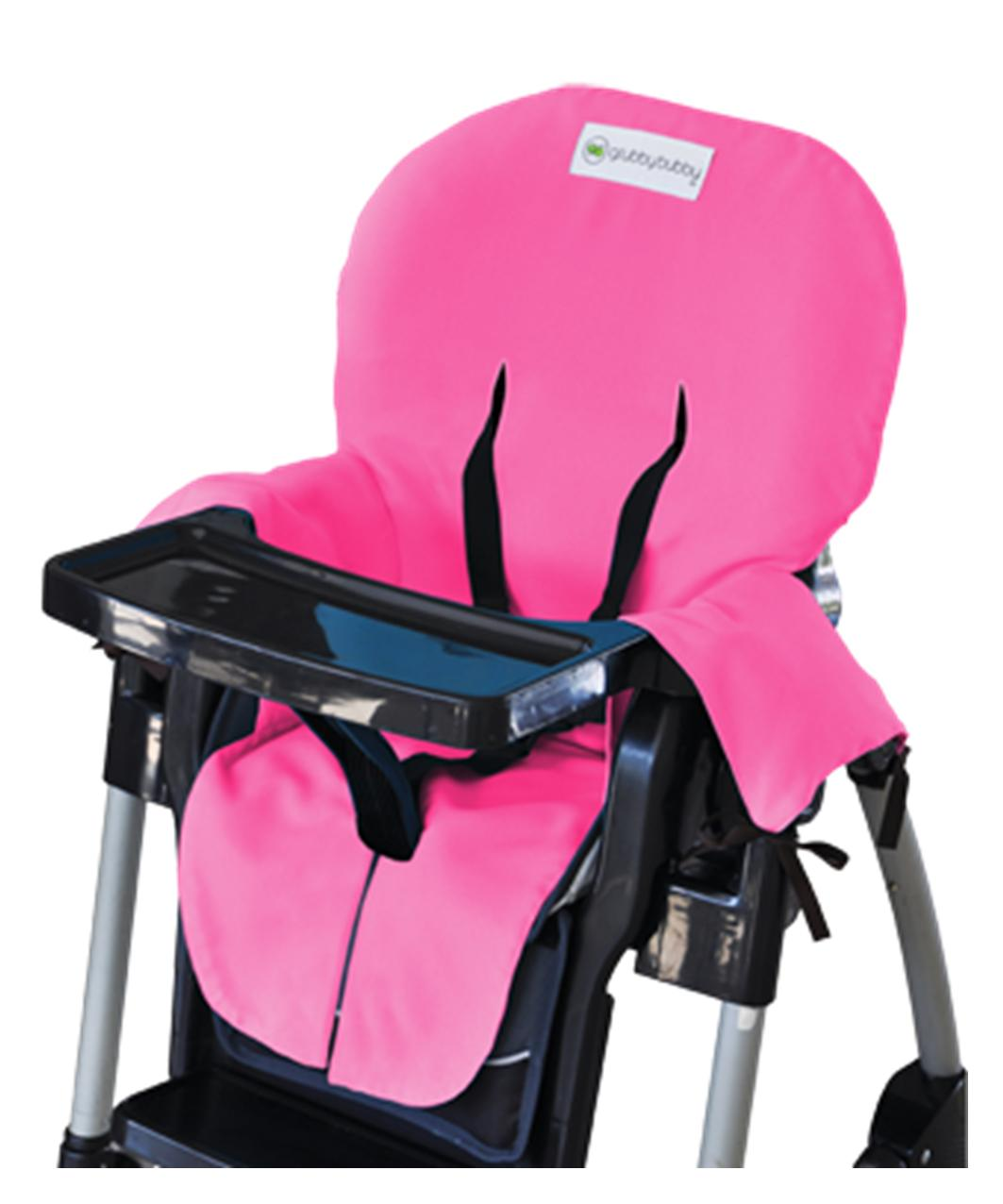 Excellent Grubby Bubby High Chair Rocker Cover Fuchia Pink 15 00 Caraccident5 Cool Chair Designs And Ideas Caraccident5Info